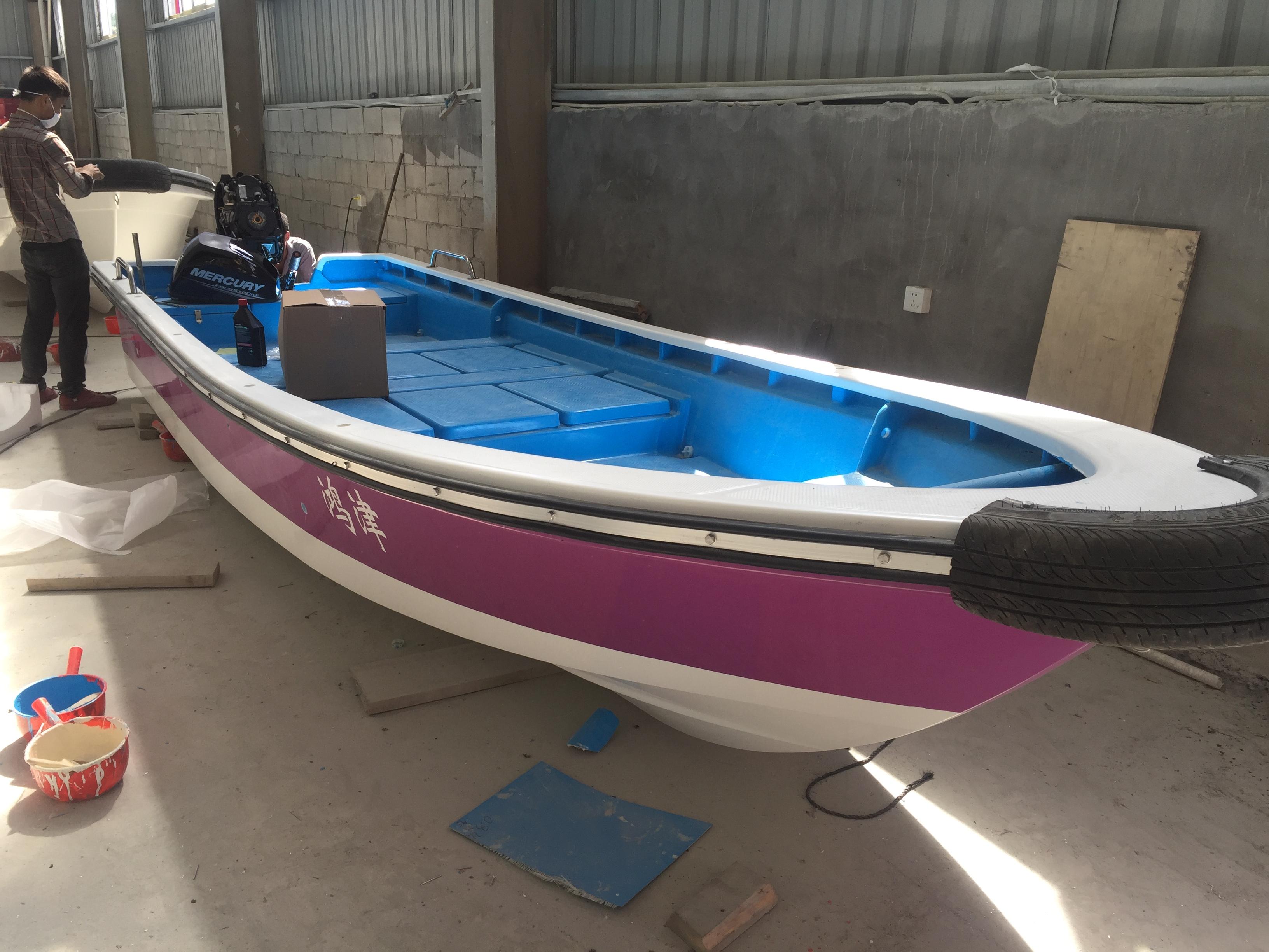 HJ580钓鱼艇