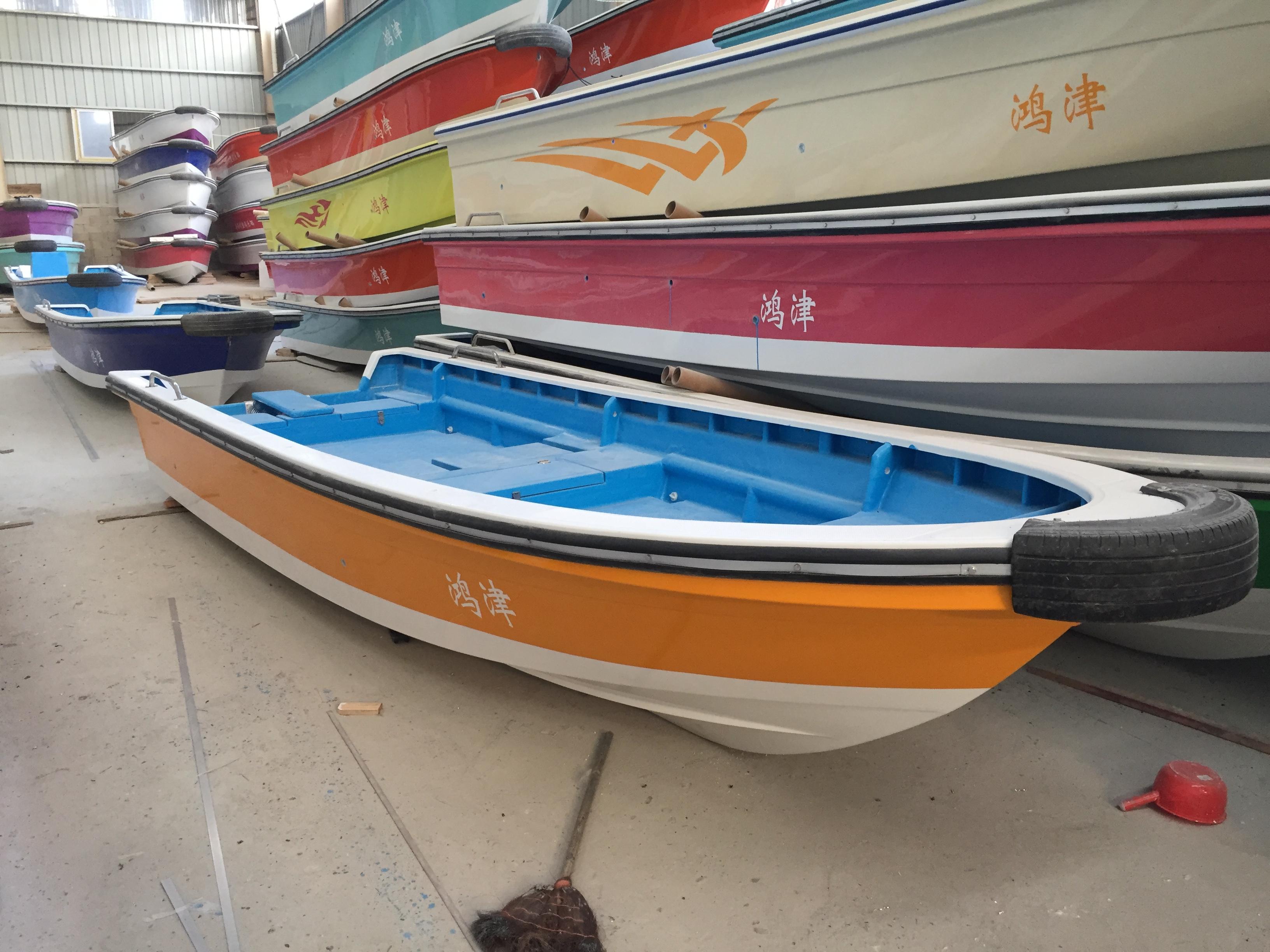 玻璃钢钓鱼艇/钓鱼船玻璃钢/小船/水上娱乐设施、
