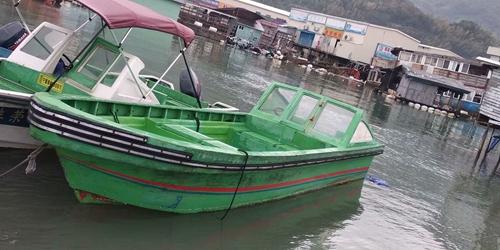 6.9m 休闲艇